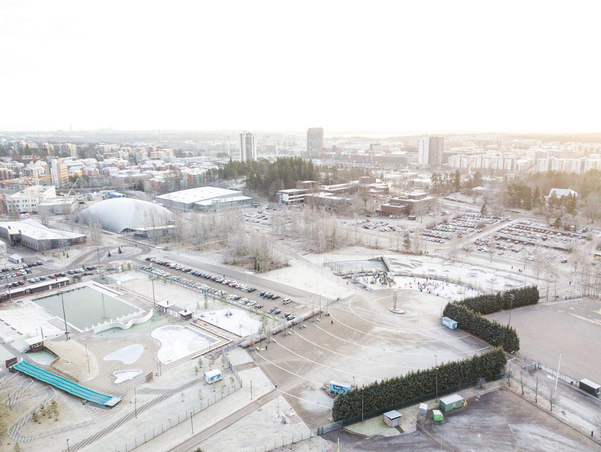 Kiinteistönvälitys Leppävaara – Marjut Uusmäe - Roof Group