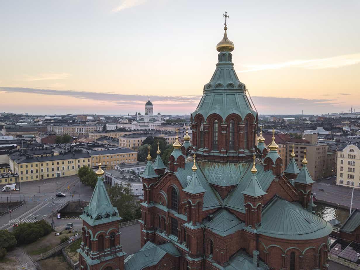 Marjut Uusmäe-Kuvia-Helsingistä-Uspenski