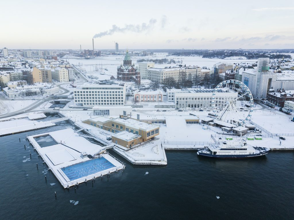 Marjut Uusmäe, kuvia Helsingistä, Katajanokka