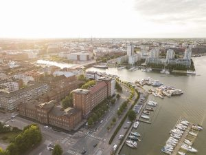 Marjut Uusmäe, kuvia Helsingistä, Kruununhaka