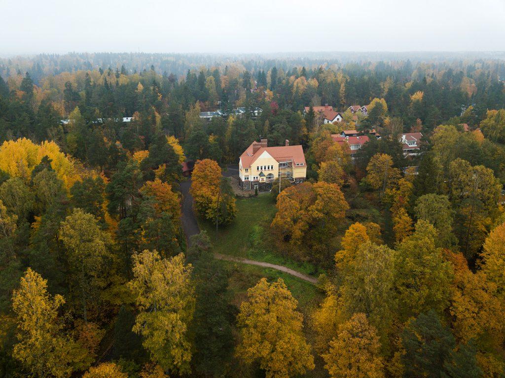 Villa Valmogård Kauniaisissa